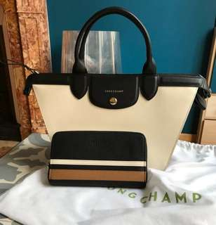 Longchamp Trapeze set