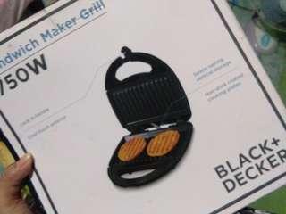 Sandwich maker+grill
