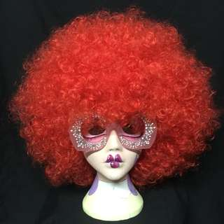 UNISEX AFRO WIG FOR RENTAL