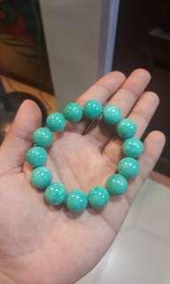 Amazonite bracelet 14MM