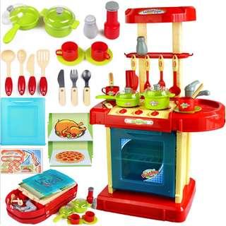Children Kitchen Play set Toy