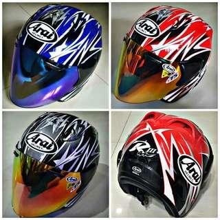 Mhr Helmet (Free Tinted Visor)