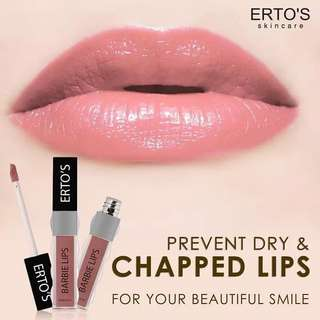 Barbie Lips Matte ERTO'S original