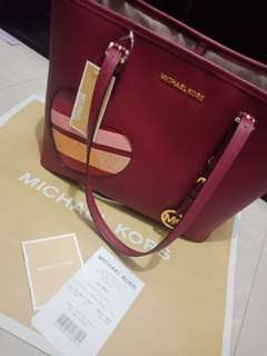 limited edition MK bag AUTHENTIC