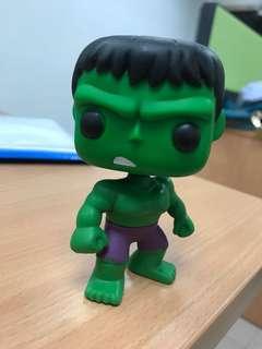 🚚 Pop Toy figurine - The Hulk (bobblehead)