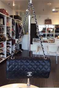 Authentic Chanel Classic 2.55 Flap