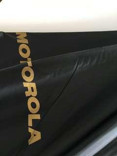 Motorola Black Umbrella