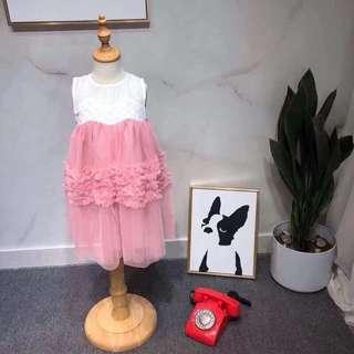 韓國蕾絲連身裙