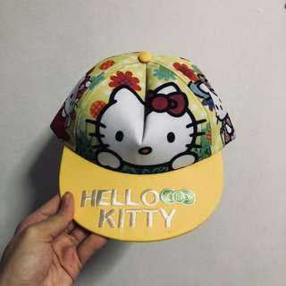 BN Kids Hello Kitty Cap