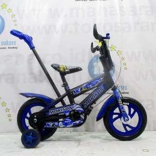Sepeda anak baru free ongkir gosend jabodetabok