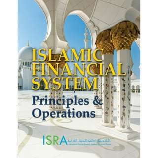 Islamic Financial System Principles & Operations