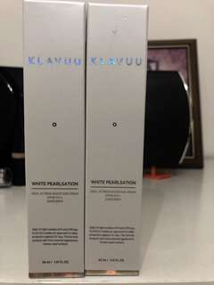 Klavuu White Pearlsation Ideal actress backstage cream SPF30 PA++