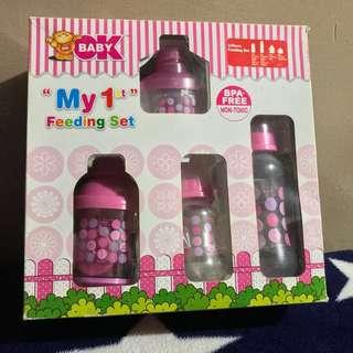Baby Feeding Set #July50