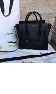 Authentic Celine Nano Tote