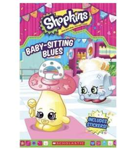 Shopkins storybook: baby blues