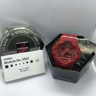 Ga700 35th red edition   √PAPER BAG √BOX √MANUAL √CASIO TAG √TIN CAN