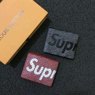 Louis Vuitton Supreme Wallet