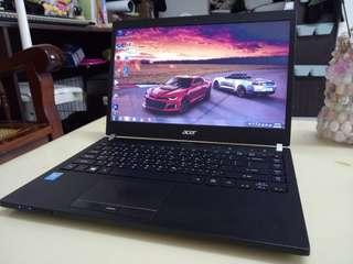 Acer Thin i5/win10/4Gb/500Gb hdd/14.5inch