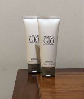 Armani Acqua di Gio After Shave Balm 75ml