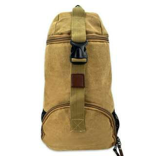 Hiking Canvas Travel Backpack