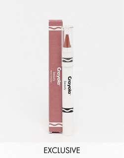 🚚 Crayola Lip and Cheek Crayon- Dessert Pink