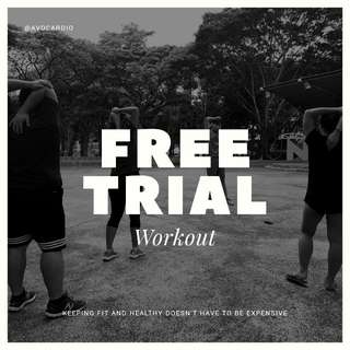 Free trial workout!