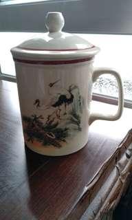 河北邯鄲陶瓷大號茶杯
