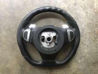BMW steering