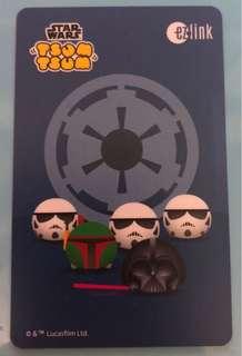 Tsum Tsum Star Wars EzLink Card