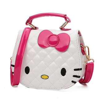 Hello Kitty Bag (white)