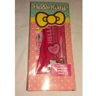 Hello Kitty travel set for kids