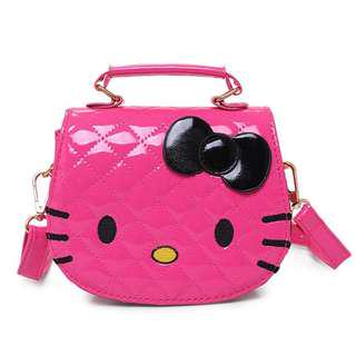 Hello Kitty Bag (Rose pink)
