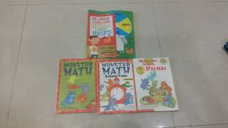 Four Books of Maths