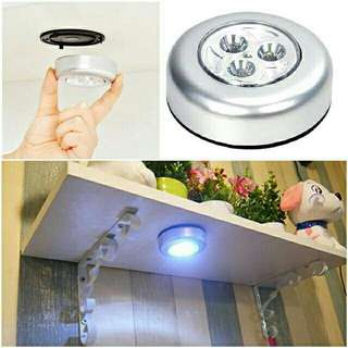 Touch Light LED for Cabinets/Cars/Ceiling/Wall