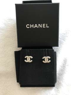 Chanel Earrings 立體耳環