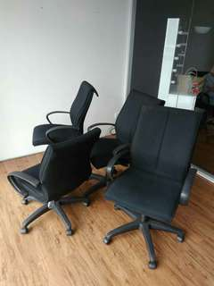 Office Chair murah2 kerusi pejabat