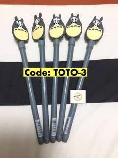 🌈 TOTORO PENS - MAILED 🌈 LIMITED PCS