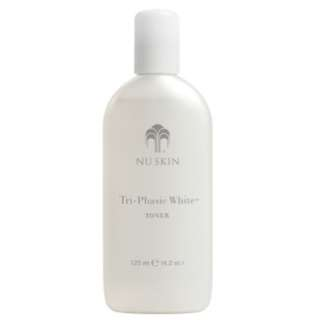 NU SKIN TRI-PHASIC WHITE TONER
