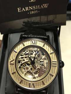Earnshaw 自動機芯手錶