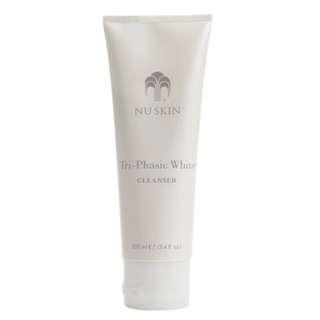 NU SKIN TRI-PHASIC® WHITE CLEANSER
