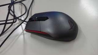 華碩ASUS ROG Sica 電競滑鼠 有線滑鼠