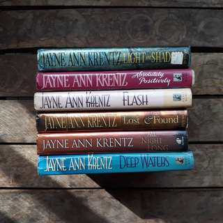 JAYNE ANNE KRENTZ BUNDLE