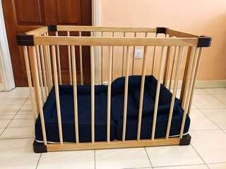 Farska Baby Cot