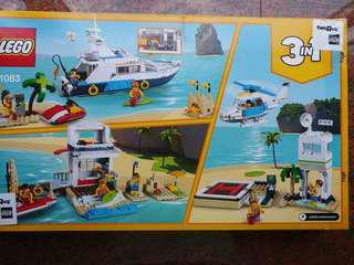 Lego 3 in 1(original price $460,原價$460)