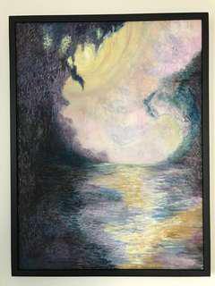 Moonlit oil Paintings