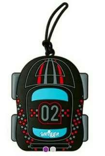 Smiggle bag tag Cars rm19 New