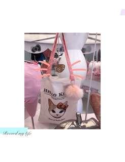 🚚 日本環球影城Kitty包