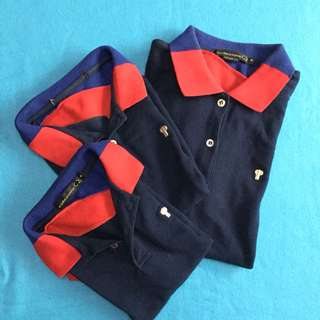 Collezione C2 Polo Shirts' Set (Mother and son)