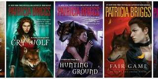 LF: ALPHA AND OMEGA SERIES by: Patricia Briggs