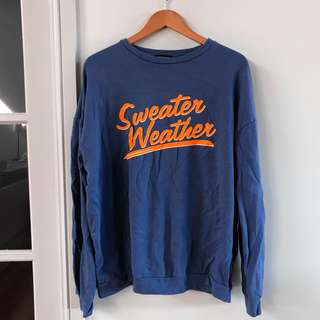 Sweater Weather Jumper